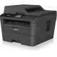 BROTHER Imprimante laser N&B A4 multifonctions 4-en-1 MFC-L2720DW fax WiFi USB